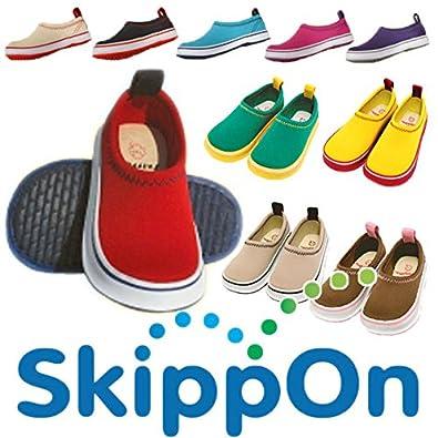 2b00994cb2764  10カラー  SkippOn(スキッポン) プレーンな無地タイプスリッポンシューズ 靴 スニーカー