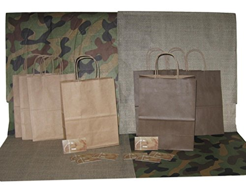 Masculine Gift Bags - 4