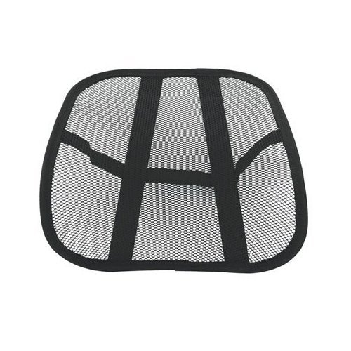 Franklin Covey Black Cool Mesh Back Support System (Travelon Cool Mesh Back Support)
