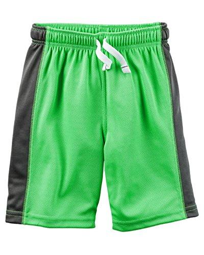 carters-little-boys-lightweight-mesh-athletic-shorts-5t-green