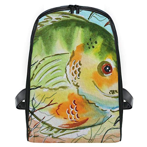 Bubble Fish School Backpack for Boys Kids Preschool School Bag Toddler Bookbag