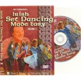 Irish Set Dancing Made Easy Volume 2 DVD by Ainm