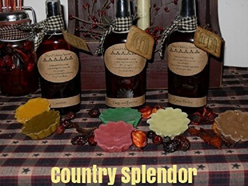 Country Splendor Room Sprays 4 ounces (Perfume Bottle Splendor)