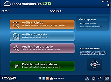 Panda Antivirus Pro 2013 1usuario(s) 1año(s) - Seguridad y antivirus (1, 1 año(s)): Amazon.es: Informática