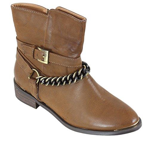 Kebello Boots YL8 Kaki Beige