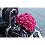 10-Wedding-Bouquet-Pink-Fuchsia-Roses-with-Black-Stain-Ribbon-Handle
