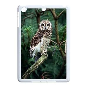 Unique Phone Case Design 12Cute Owl,Owl You Need is Love- For Ipad Mini Case