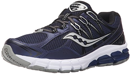 Saucony Men's Lancer 2 Running Shoe - Navy / Black - 10 D...