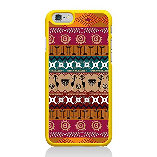 Call Candy Aztec 1 Cover für Apple iPhone 6/6S – Gelb