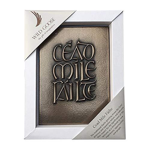 Cead Mile Failte Plaque - Cead Mile Failte 100000 Welcomes Plaque