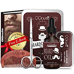 Beard Care Kit & Set for Men Birthday Gi...