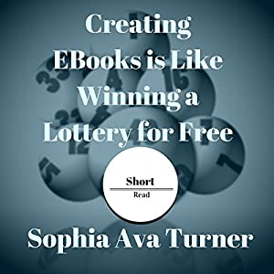 Creating eBooks Is Like Winning a Lottery for Free Audiobook