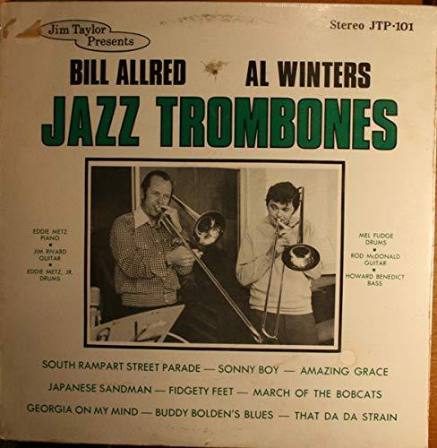 Jazz Trombones (Vinyl, LP, Album)