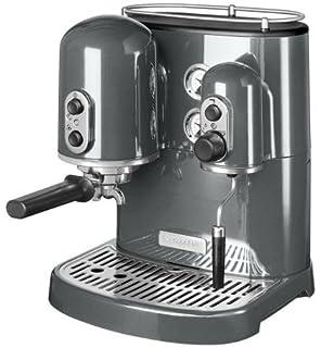 KitchenAid 5KES2102EMS - Cafetera de cápsulas, 1300 W, color gris