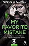 My favorite mistake, tome 3 par Cameron