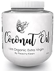Organic Cold Pressed Extra Virgin Coconut Oil