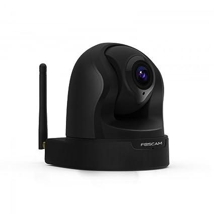 Foscam FI9826P/B - Cámara IP de vigilancia, de interior, función P2P,