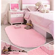 Soft Modern Fluffy Area Rug for Living Room Bedroom Kids Room Nursery