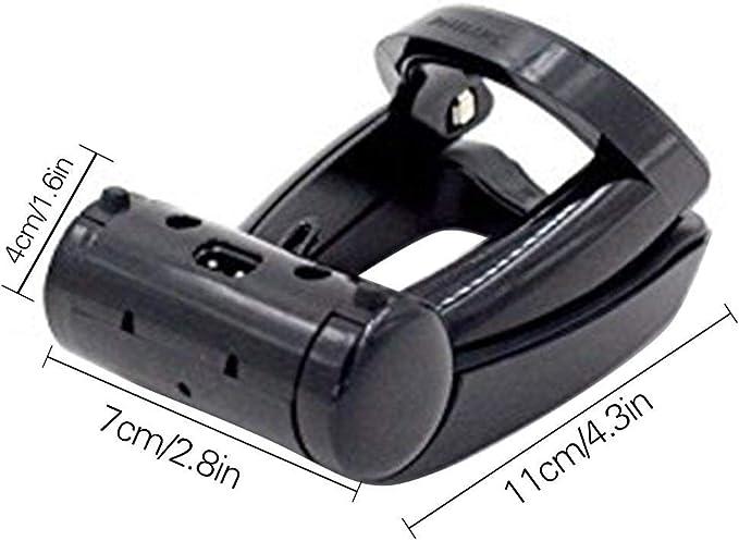 Soporte de carga plegable Shaver, base de carga compatible con ...