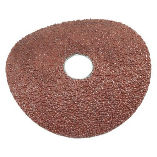 Forney 71667 Aluminum Oxide Sanding Discs  with 7/8-Inch Arbor, 4-1/2-Inch, 24-Grit, 3-Pack