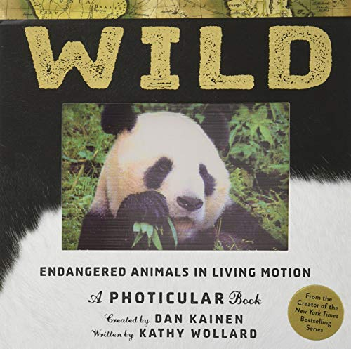 Wild: Endangered Animals in Living Motion -