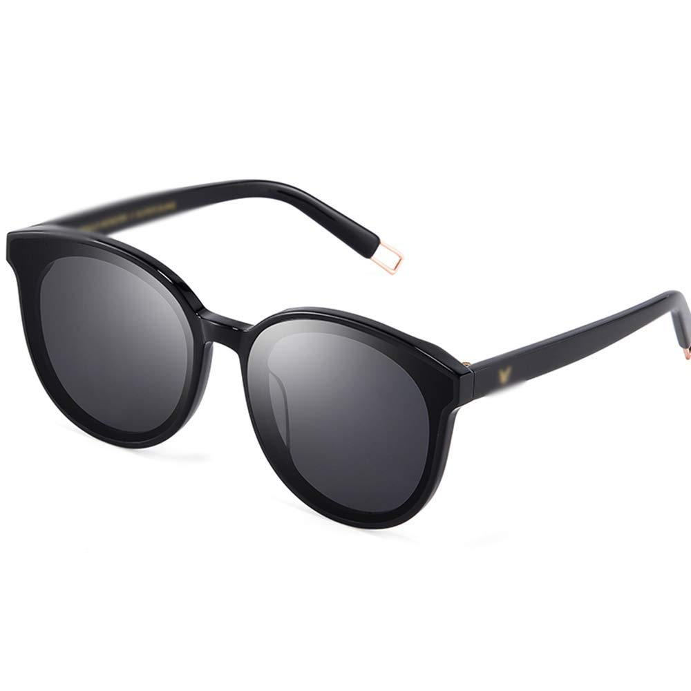 Fei Fei Fei Teng Gafas de Sol  polarizadas, Resistentes a los Rayos ultravioletas, adecuadas para Todo Tipo de rostros, personalidades Femeninas con Tendencia de Compras y Placer de conducción, un Total de 5 c74d36