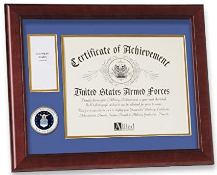 Amazoncom Allied Frame United States Air Force Medal And Award