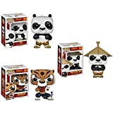 Pop! Movies: Kung Fu Panda Set of 3 by Kung Fu Panda