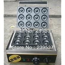 12 donut per time 220V electric donut maker, dough making machine, sweet donut maker,cake baker   waffle make, donut fryer