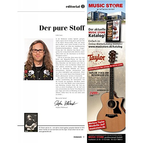guitar acoustic 2 2016 mit CD - Bruce Springsteen - Interviews ...