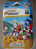 VTECH V.SMILE MOTION ACTIVE LEARNING GAMES: MICKEY MOUSE CLUBHOUSE