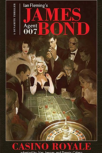James Bond: Casino Royale (Ian Fleming's James Bond Agent 007)