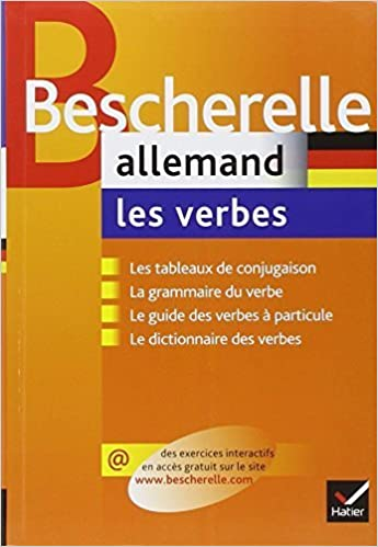Bescherelle: Allemand. Les Verbes (French Edition) by Michel Esterle (2008-06-25)