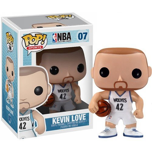 Funko POP NBA Kevin Love Vinyl Figure by Funko