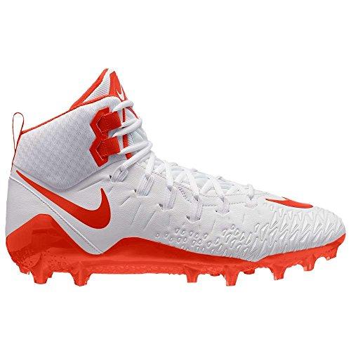没頭するパースブラックボロウブローホール(ナイキ) Nike メンズ アメリカンフットボール シューズ?靴 Force Savage Pro [並行輸入品]