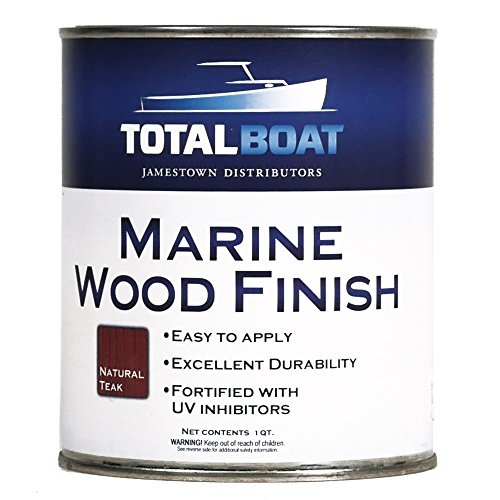 TotalBoat Marine Wood Finish (Natural Teak) -