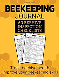 Little Giant Beehive Log Notebook 100 Pages