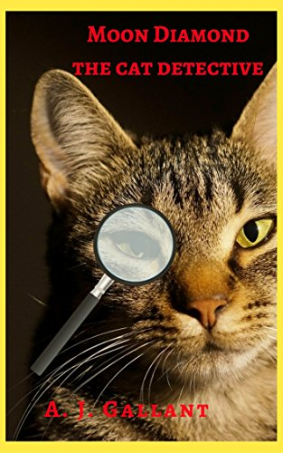 Book: Moon Diamond - The Vampire Cat (Moon Diamond Mysteries Book 1) by A. J. Gallant