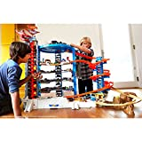 Super Biggest Ultimate Garage Play Set With Accessories