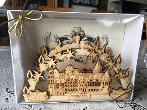 Candle Arch Schwibbogen Heidelberg Castle