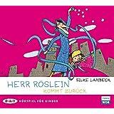 Herr Röslein kommt zurück: Hörspiel (1 CD)