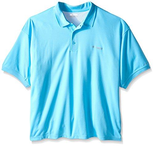 Sportswear Men's Perfect Cast Polo Shirt, Bounty Blue, 3X