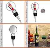 Vector Illustration of a Fire Extinguisher Wine Stopper