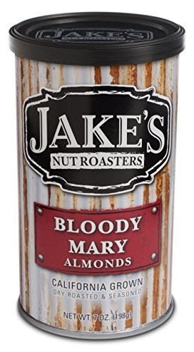 Jake's Nut Roasters Bloody Mary - Nuts Specialty