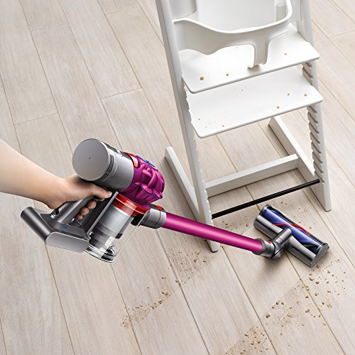 Dyson V7 Motorhead Cordless Stick Vacuum Cleaner, Fuchsia (227591-01) 6