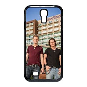 Florida Georgia Line For Samsung Galaxy S4 I9500 Cases Cell phone Case Ivaw Plastic Durable Cover