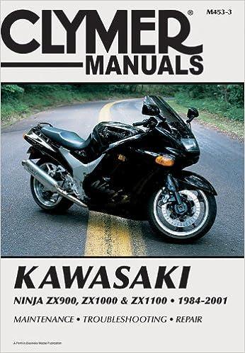 Kawasaki 900-1100 Ninja: Penton Staff: 9780892878253: Amazon ...