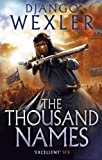 The Thousand Names (The Shadow Campaigns Book 1)