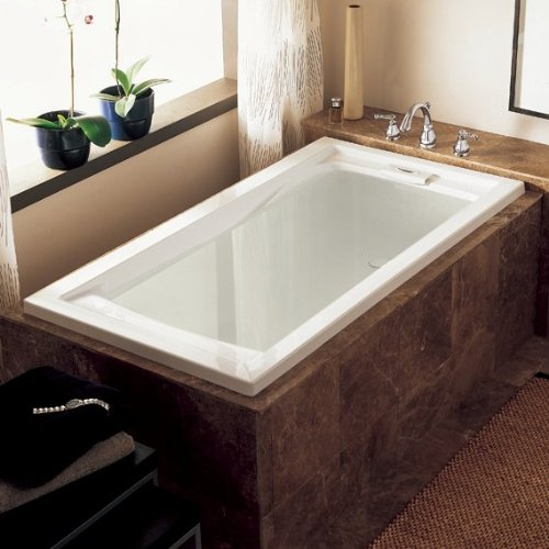 extra deep soaking tub - 4