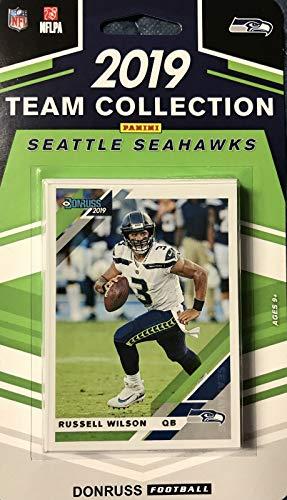 Top 10 seahawks football cards